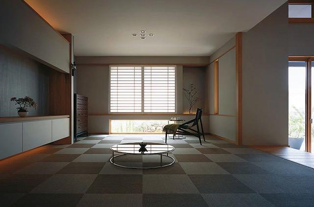 ミワワホームの和室