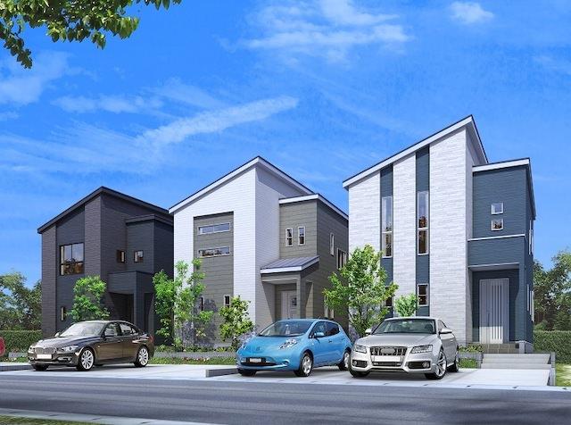 タマホームの建売住宅