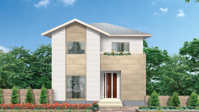木麗な家のデザイン