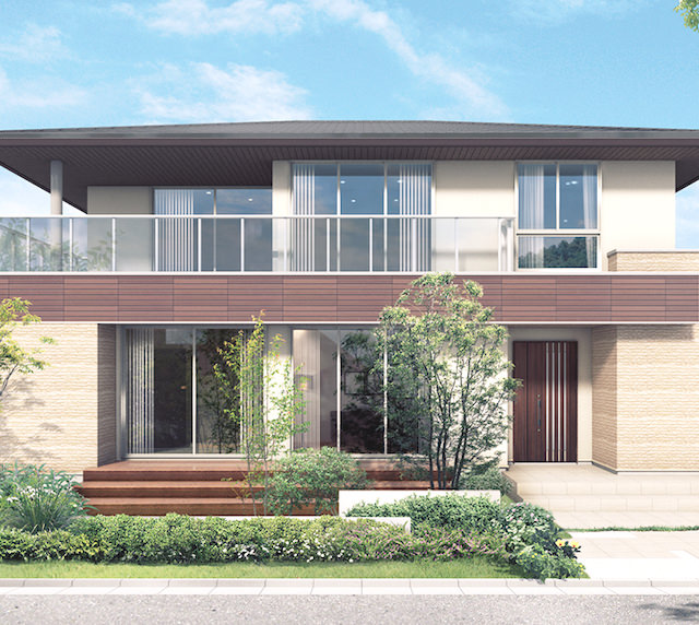 大安心の家プレミアムのデザイン