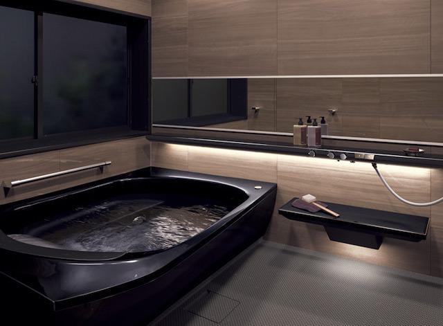 TOTOの高級バスルーム